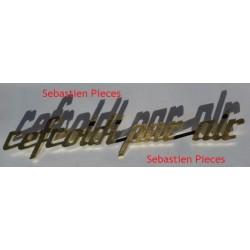 logo refroidi par air pour tracteur Deutz