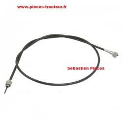 cable compteur pour tracteur Fiat Someca