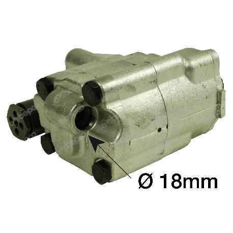 Pompe hydraulique auxiliaire pour tracteur massey ferguson