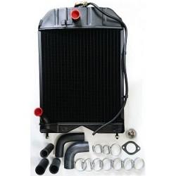 Kit radiateur moteur Perkins A3.144, A3.152 pour tracteur Massey Ferguson