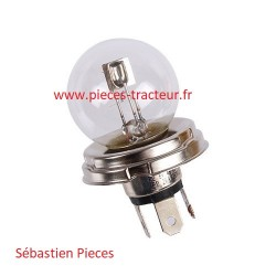 Ampoule blanche pour tracteur lampe jaune
