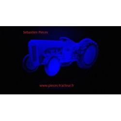 Lamp LED 3D tracteur Style Ferguson