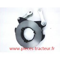 Mécanisme de frein pour tracteur Massey-Ferguson Case IH