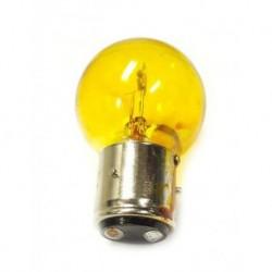 Ampoule jaune pour tracteur lampe jaune BA21