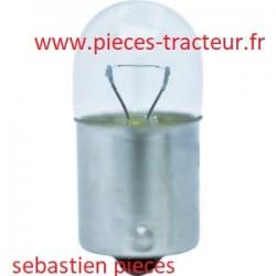 Ampoule pour tracteur BA15S