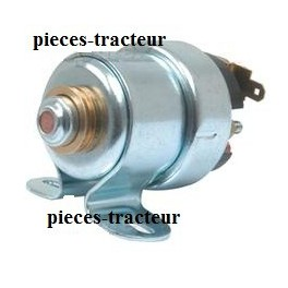 solenoide tracteur major