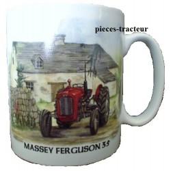 tasse Massey ferguson