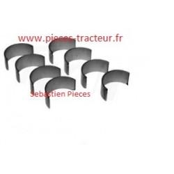 Coussinet Bielle +0.25 mm pour tracteur Fiat Someca