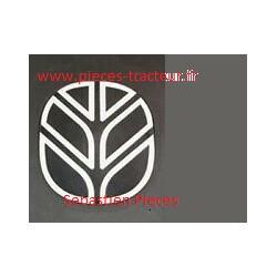 Logo aile pour tracteur Fiatagri