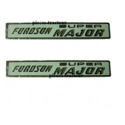 kit autocolant fordson major