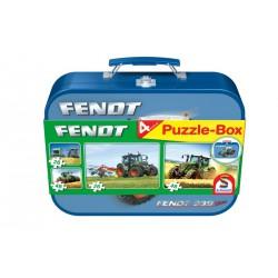 Puzzle tracteur Fendt