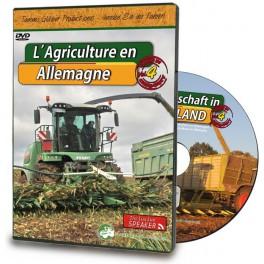 DVD l'agriculture en Allemagne vol.4