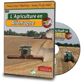 DVD l'agriculture en Allemagne vol.3