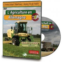 DVD l'agriculture en Allemagne vol.2