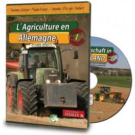 DVD l'agriculture en Allemagne vol.1