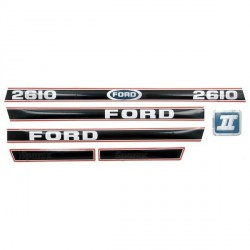 kit autocolant ford 2910