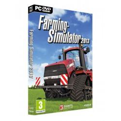 jeux farming simulator 2013