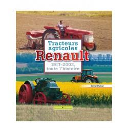 livre tracteur agricole renault