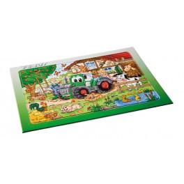 puzzles tracteur fendt